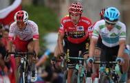 Los cortes de tráfico por la Vuelta