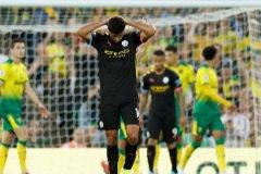 El recién ascendido Norwich sorprende al City de Guardiola