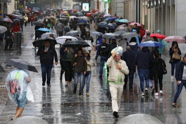 Gota Fria El Tiempo Hoy Las Lluvias Mantienen Bajo Aviso A 18 Provincias De Ocho Comunidades Espana
