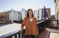 La alcaldesa de Móstoles, Noelia Posse.