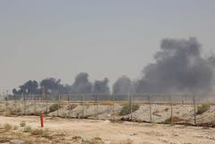 Dudas sobre la autoría del ataque  a  plantas petrolíferas