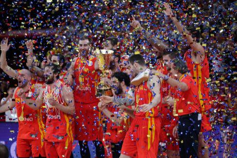 España vuelve a gritar ba-lon-ces-to: campeona del mundo tras aplastar a Argentina