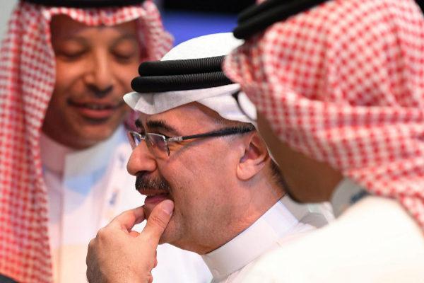 Amin H. Nasser, CEO de la empresa de Arabia Saudí <HIT>Aramco</HIT>.