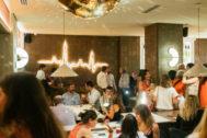 El restaurante 80 Grados Castellana.