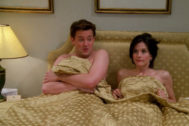Chandler y Monica no iban a ser pareja en Friends