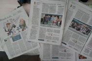 Algunos de los columnistas que encontrarás en EL MUNDO Castellón al día.