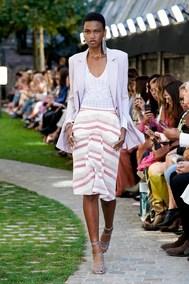 Desfile Roland Mouret - Colección primavera-verano 2020 - London Fashion Week