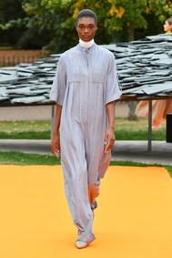 Desfile de Roksanda - Colección primavera-verano 2020 - London Fashion Week
