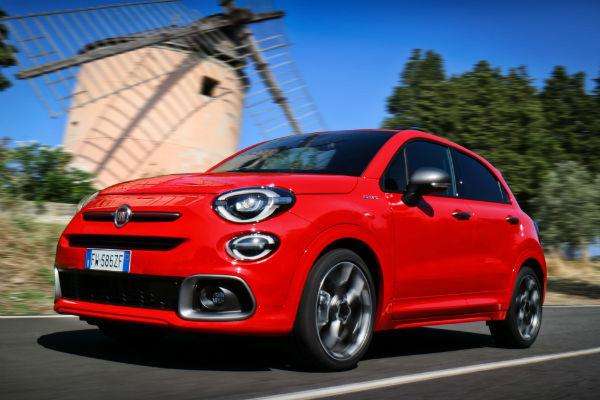 Al volante del Fiat 500X Sport: prestaciones deportivas para el crossover italiano