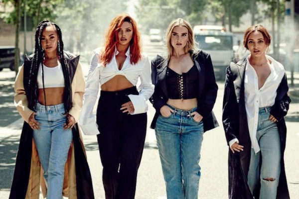 El grupo británico Little Mix
