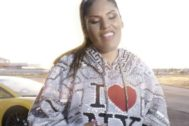 Isa Pantoja se presenta como Isa P en el vídeo de su single, Ahora Estoy Mejor