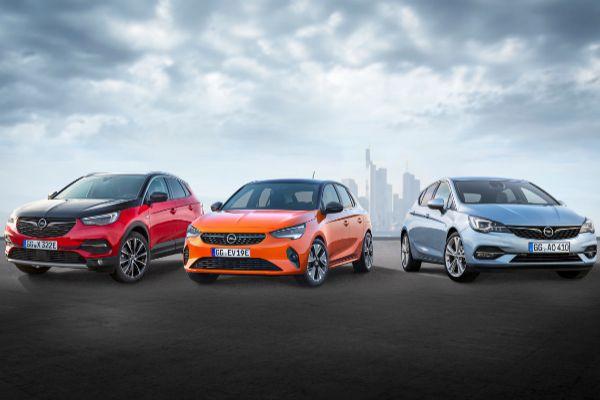 Opel pisa el 'electroacelerador'