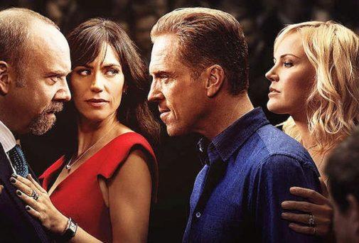 Fotograma de la serie 'Billions'.