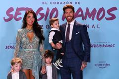 El documental de Sergio Ramos es un aburrido y refulgente adefesio