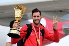 La Copa ya está en Madrid
