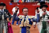Antonio Ferrera, por Manzanares mañana en Murcia