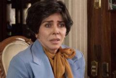 Verónica Castro, en su papel de Virginia de la Mora.