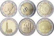 Monedas de 2 euros que podrían valer 2.000 euros