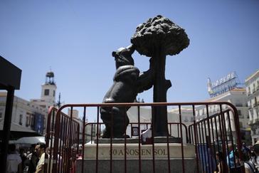 Los coches no podrán circular por   la Puerta del Sol