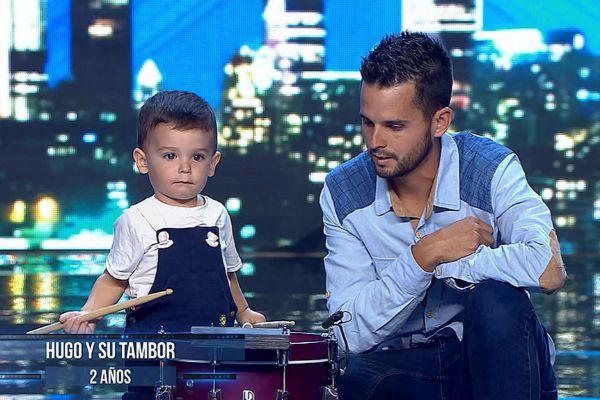 Hugo Molina, el concursante más joven de Got Talent, enamoró al...