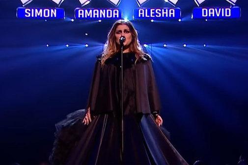 Cristina Ramos en Got Talent The Champions.