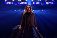 Cristina Ramos en Got Talent The Champions.