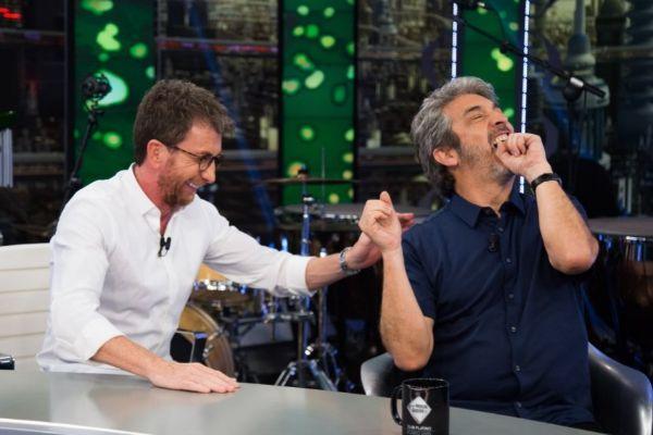 Pablo Motos lanzó un dardo envenenado a Ricardo Darín en El...