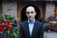 <HIT>Levan</HIT> Davitashvili, ministro de Agricultura de Georgia, en una bodega de la región de Kakheti. Firma: PABLO HERRAIZ
