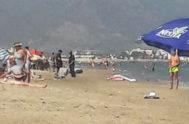 Una de las víctimas por ahogamiento de este verano en la provincia. EL MUNDO