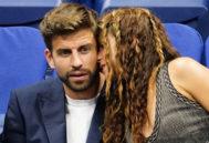 Gerard Piqué y Shakira, el pasado 4 de septiembre en el Open de Tenis de Nueva York.