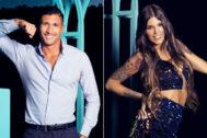 Gianmarco Onestini ha dado un sensual masaje a Nuria Martínez en GH VIP 2019
