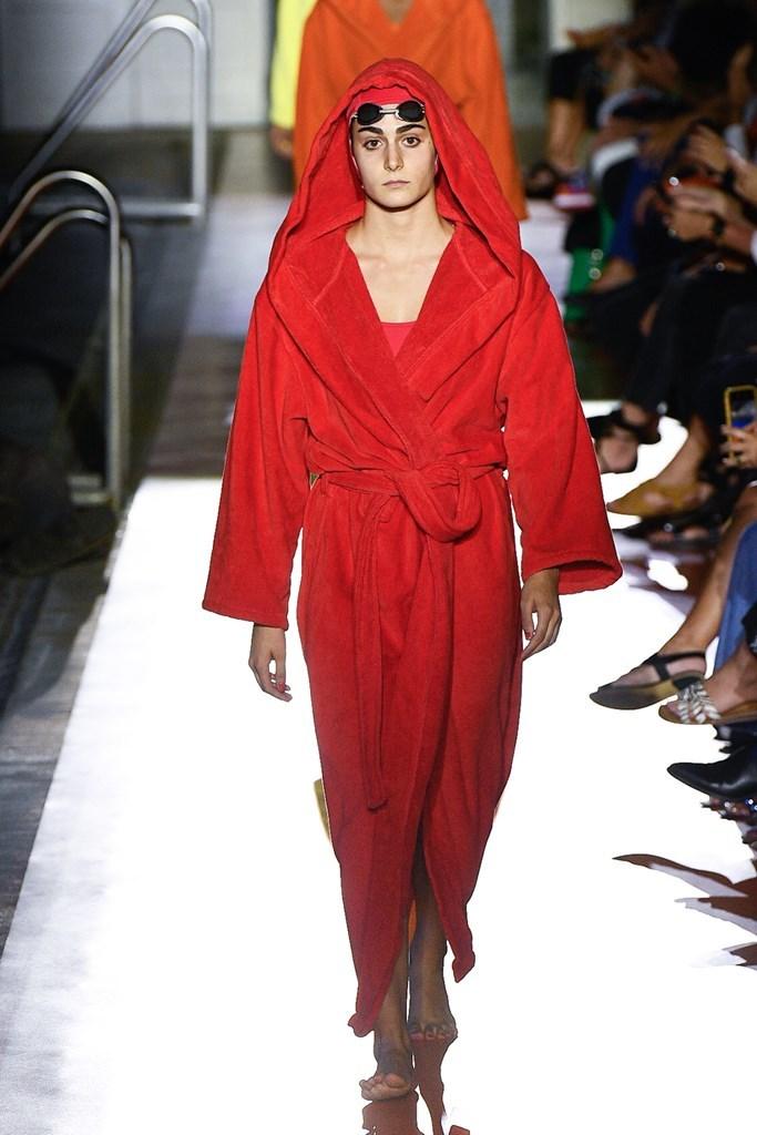 Desfile de United Colors of Benetton - Colección primavera-verano 2020 - Milan Fashion Week