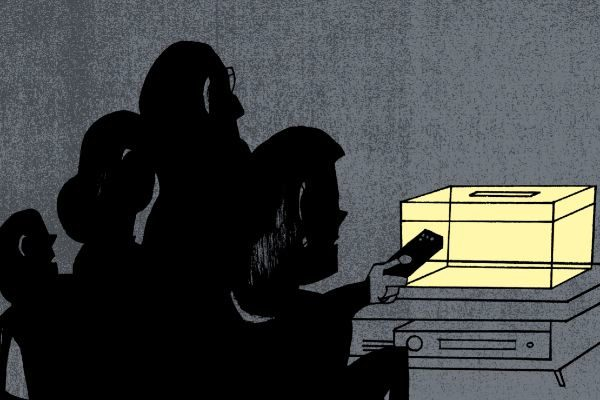 Espectros de una videocracia