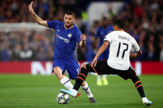 Champions League - Group H - <HIT>Chelsea</HIT> v Valencia