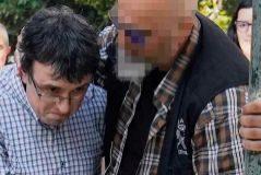 Buscan el origen del revólver del triple crimen de Valga