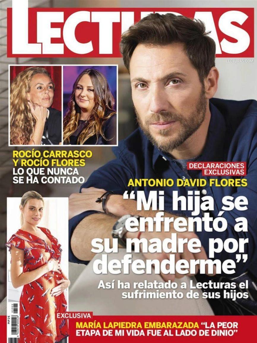 La guerra familiar entre Antonio David Flores y su ex mujer, Rocío...