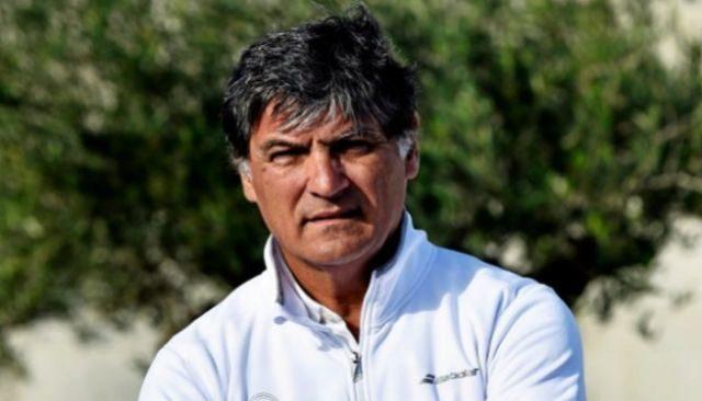 El ex entrenador de Rafa Nadal, su tío Toni Nadal.