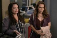 Holly Combs y Alyssa Milano vuelven a trabajar juntas en un capítulo de Anatomía de Grey tras Embrujadas