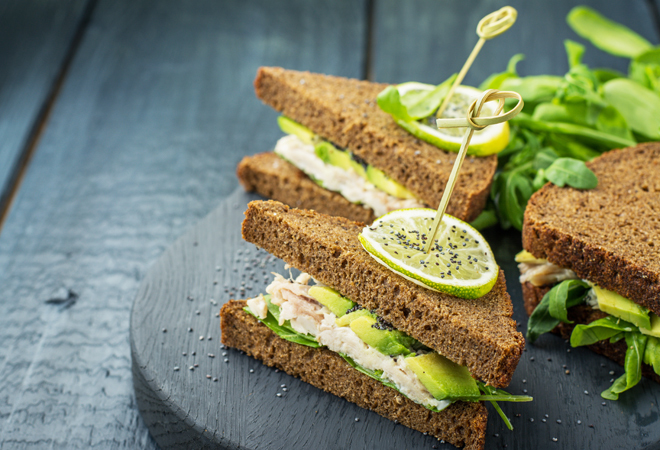 la dieta del bocadillo para adelgazar
