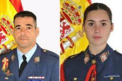 Un instructor de la Academia del Aire y su alumna mueren al estrellarse su avioneta