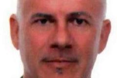 El agente Amador Pérez Luque
