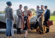 La historia se desarrolla en 1927, cuando la familia Crawley está a punto de recibir la visita del Rey Jorge y la Reina María
