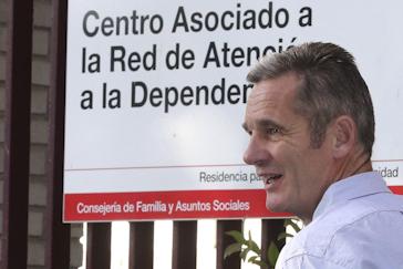 Iñaki Urdangarin sale de prisión por primera vez para hacer voluntariado