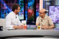 Jesús Vidal desveló en El Hormiguero en Antena 3 cómo se le ocurrió su discurso viral de los Goya