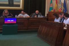 El pleno de este miércoles, con 7 concejales ausentes, aprobó por unanimidad la comisión.