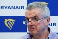 El consejero delegado, Michael O'Leary