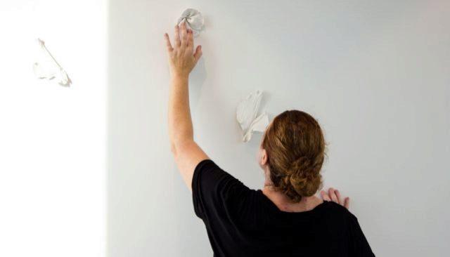 Obra de Bárbara Juan en la galería Aba Art.