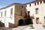 Ayuntamiento de Cabanes.