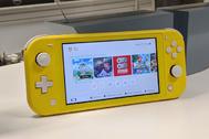 Un día con Nintendo Switch Lite