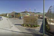 El centro de internamiento Tierras de Oria, en Almería.